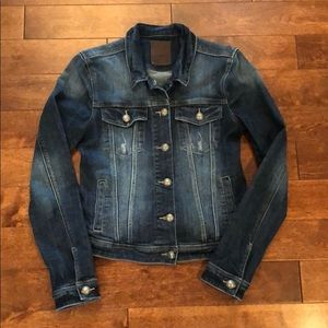 Articles of Society Distressed Denim Jacket
